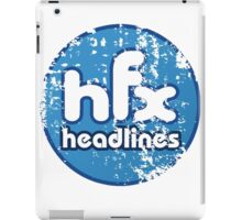 HFX Headlines - Pretend To Wear The Truth iPad Case/Skin