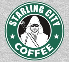 Starling City Coffee by Stephen0C