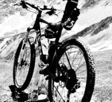 Mountain & Bike Sticker