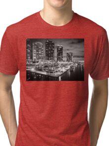 Docklands , Melbourne  Tri-blend T-Shirt