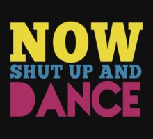 Now shut up and DANCE by jazzydevil