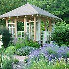 Herb Garden Gazebo  by clizzio
