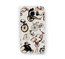 Classic bicycles Samsung Galaxy Case/Skin