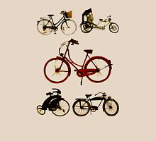 Classic bicycles Unisex T-Shirt