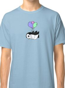 Penguins can fly too! Classic T-Shirt