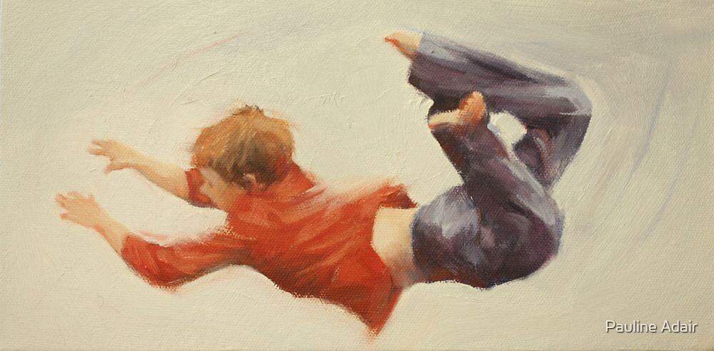 Trampoline Boy Part 1 by Pauline Adair
