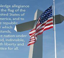 One Nation Under God by MarjorieB