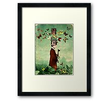 Free your mind! Framed Print