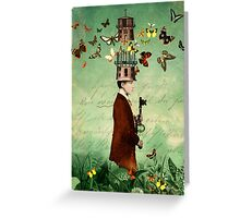 Free your mind! Greeting Card