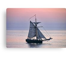 South Haven Ship Canvas Print