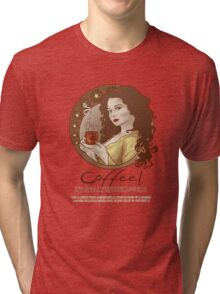Coffee Propaganda Tri-blend T-Shirt