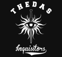 Dragon Age - Thedas Inquisitors by firlachiel