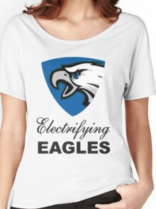 Electrifying Eagle Women's Relaxed Fit T-Shirt