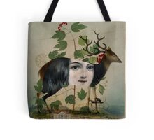 The Untold Story Tote Bag