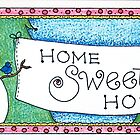 Home Sweet Home Snowman by Cathy Moody