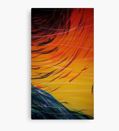 Heatwave by AshleighMorris Canvas Print