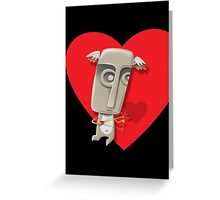 Cupid_iphone case Greeting Card