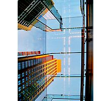 The Cross Lights Photographic Print