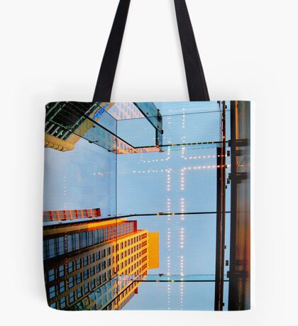 The Cross Lights Tote Bag