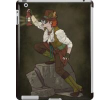 Bring Light Into Dark Places iPad Case/Skin
