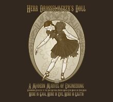 Classic Herr Drosselmeyer's Doll Womens Fitted T-Shirt