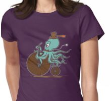 Octo Farthing Womens Fitted T-Shirt