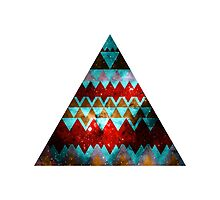 Geometric Triangle Design by Matthew Gilbert