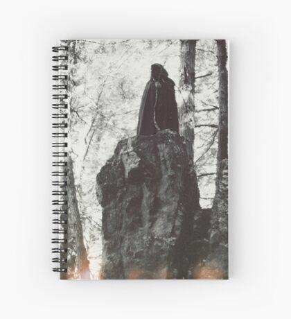 The Harpy Spiral Notebook