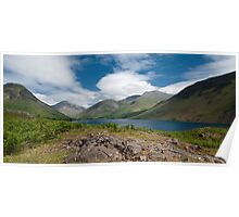 Wastwater, Cumbria Poster