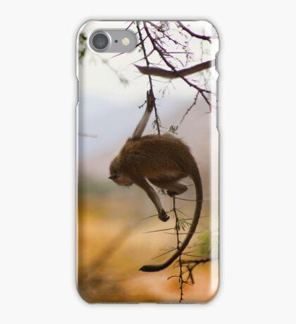 Monkey Puzzle iPhone Case/Skin
