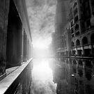Sunrise In The City - Dubai by springwatcher