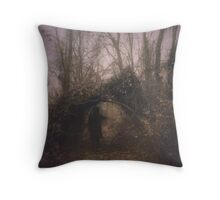 Anniversary Hill Throw Pillow