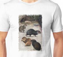 South American Agoutis Unisex T-Shirt