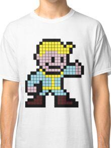 8Bit Nuclear Winter Classic T-Shirt