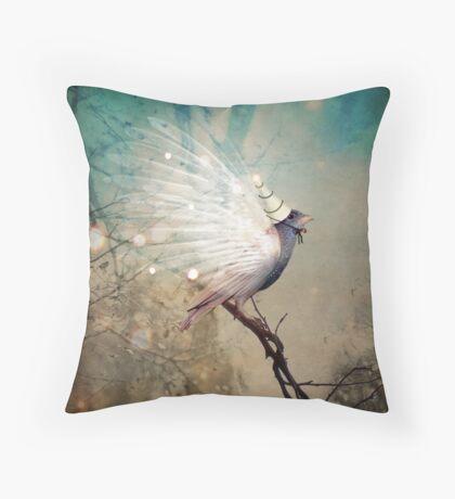 Feeling Festive Throw Pillow