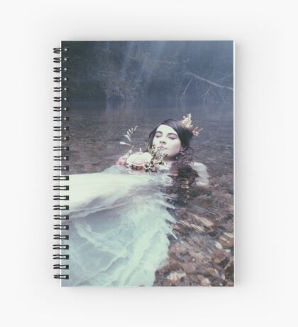 Sweets to the Sweet Spiral Notebook