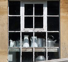 Window wares by David Lilly
