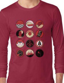 Iconic: Twin Peaks Long Sleeve T-Shirt