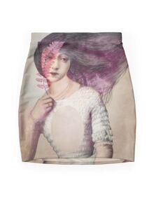 Portrait 11 Mini Skirt