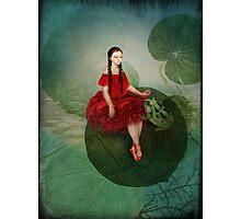 Thumbelina (Däumelinchen) Photographic Print