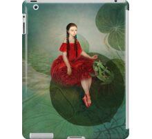 Thumbelina (Däumelinchen) iPad Case/Skin