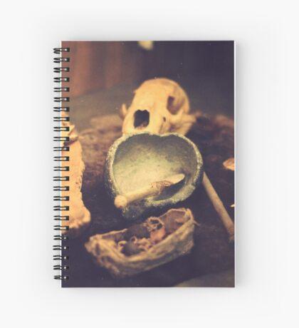 Ritual Spiral Notebook