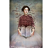 The Storybook Photographic Print
