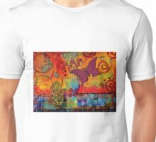 Freedom to CREATE Whatever I Want Unisex T-Shirt