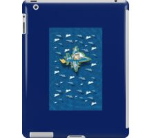 Cruising Top Gun iPad Case/Skin