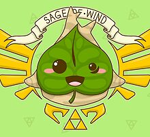 Makar, Sage of Wind by TheWhaleBaby
