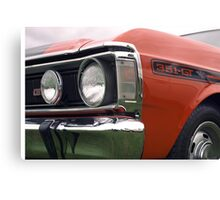 Ford Falcon XY GT Detail Canvas Print