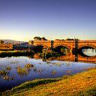 Ross Bridge in HDR by Elana Bailey