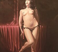 Vienna Le Rouge (5) by Charles Willmott