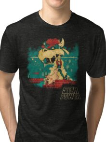 STAR POWER Tri-blend T-Shirt